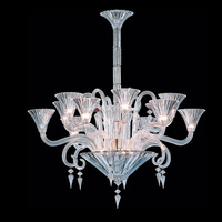 Mille Nuits Baccarat Glass Crystal Chandelier