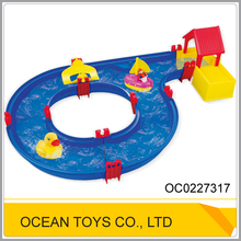 Summer water game toy mini rubber duck whistle OC0227317