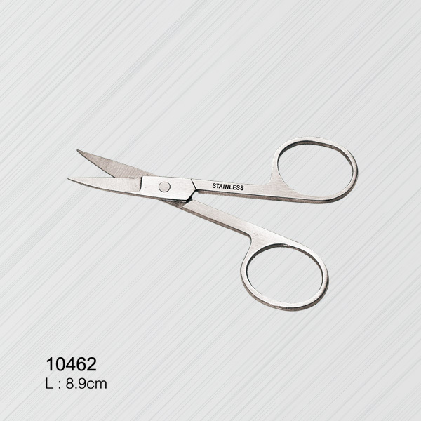 Meidao high quality stainless steel nail tool manicure nail cuticle scissor