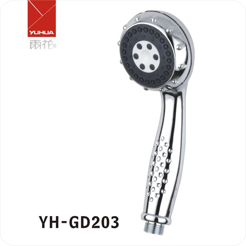 ABS Plastic Cheap Shower Head with Two Functions