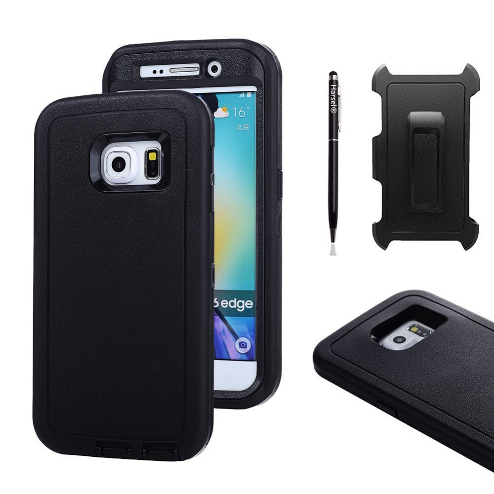 Shockproof Phone Case, For Cell Phone Case samsung S6 edge,mobile phone accessories