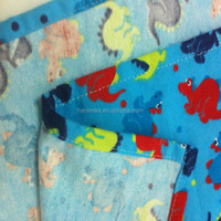 cotton baby brushed printed fabric,flannel fabric for cloth/childrens high quality 100 organic cotton flannel fabric for baby