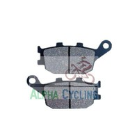 wholesale motorcycle disc brake pads AC103 for HONDA- CB 400/ VRX 400/ CBF 500/CBF 600/ CBR 600/ XL 700/ VTR 1000/CB 1300 AC103
