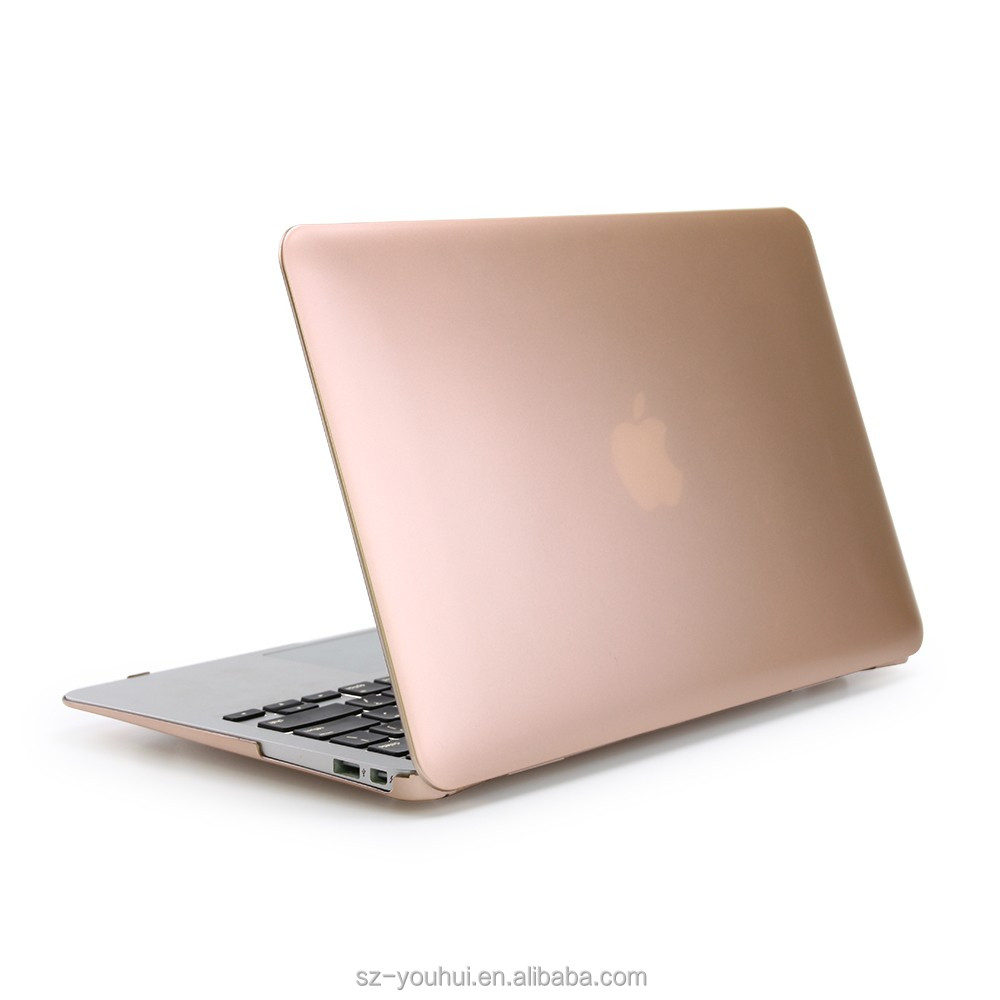 Latest Version For Macbook Matte Metalic Case