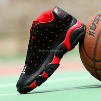 highs neakers for basketball men from jinjiang China original factories