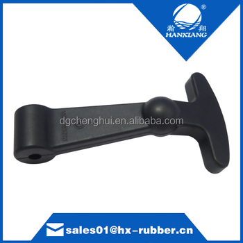 Small Size Good Quality Rubber T Latch for ice cooler box