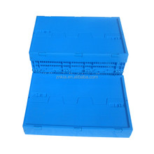 Recyclable new PP plastic box with mesh type solid topcover