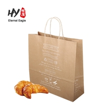 Hot sell fashional kraft euro tote paper bags