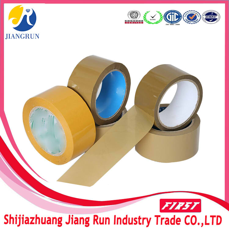 China packing tape supplier brown adhesive tape tan tape
