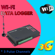 Wireless Temperature 3G data logger wifi temperature and humidity transmitter