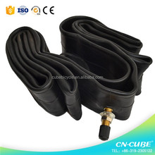 China factory supply mountain bike inner tube for bicycle size 16x2.125