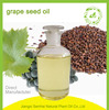 Chinese factory supplier direct bulk sale cold pressed extra virgin grape seed oil for cooking vegetable oil