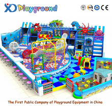 Multi-function Indoor Play Structure