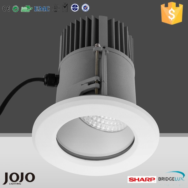 IP65 3 years warranty AC90-264V waterproof adjustable 15W 20W 30W 40W 50W led down light outdoor