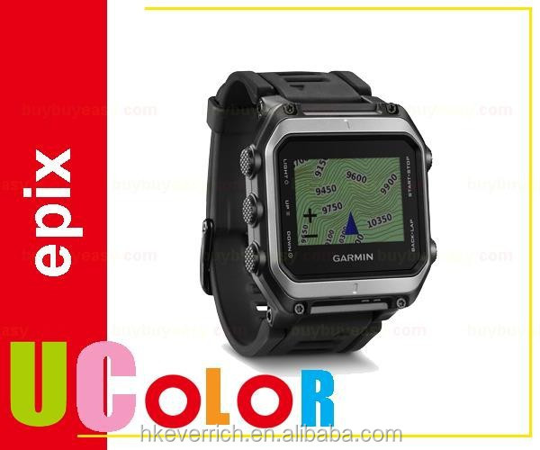 Genuine New Garmin Epix GPS Navigator Mapping Multisport Watch Watch Not Ship To US & CANADA