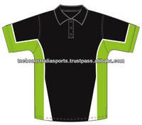 2014 New Design Fashionable Custom Made Sports Polo Shirt