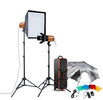High quality photography studio flash equipment