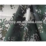 cotton polyester fabric desert fabric rip stop camouflage