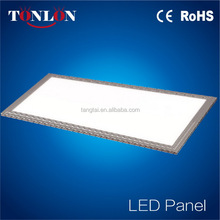 Decorative heat-conductive ceiling tile panels ceiling light cover