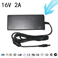 Hot Selling 16V 2A Switch Power Supply For LCD DVD TV LED