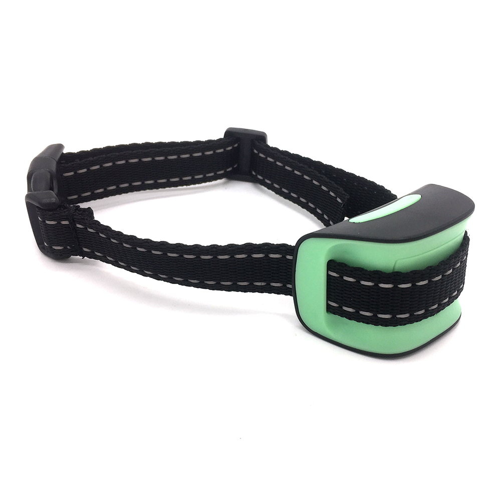 Anti-Bark Collar No Barking Collar 7 Levels Mini Dog Training Vibration Collar