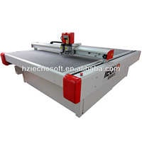 IECHO Automatic Fabric Cutting Machine for Avaition Industry with Carbon Fiber Prepreg Cloth