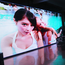 2017 Most popular SMD indoor p2.5 stage background led display big screen