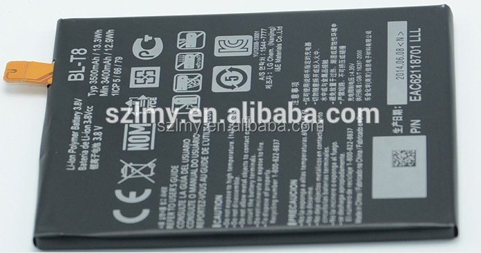 Original battery and Factory mobile phone 3500mAh battery for LG BL-T8 G2 G3 G4 G5