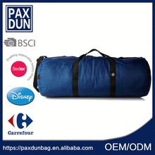 China wholesale weekend sport travel bag, duffel bag with secret compartment