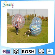 SUNWAY Human Hamster Water Balls Inflatable Pool with Water DIA 2.1m Balls ,Water Ball Price