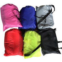New Coming Fast inflatable lightweight Outdoor Inflatable Air Lounger Traveling laybag inflatable sofa