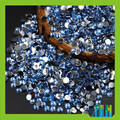 In Stock Resin Rhinestone Beads Crystal Rhinestone Flat Back