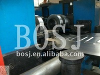 Cable slot forming machine