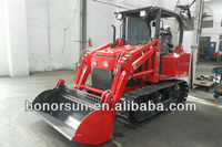 MINI crawler loader/ crawler backhoe loader/with EPA engine