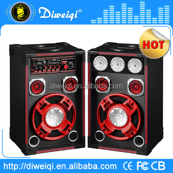 best 2.0 multimedia active speaker system With USB/SD/FM / bluetooth