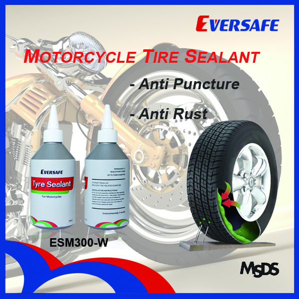 how to use tubeless tire sealant