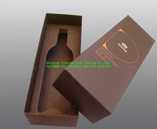 buy Exquisite wine box paper packaging