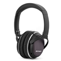 classic wired headphone with microphone stereo sound noise cancelling headphones with logo factory offer cheap price