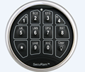 electronic cabinet locks(Plastic Entrypad)