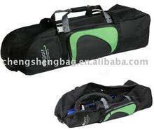 600D Polyester Durable Custom Golf Travel Cover Without Wheels