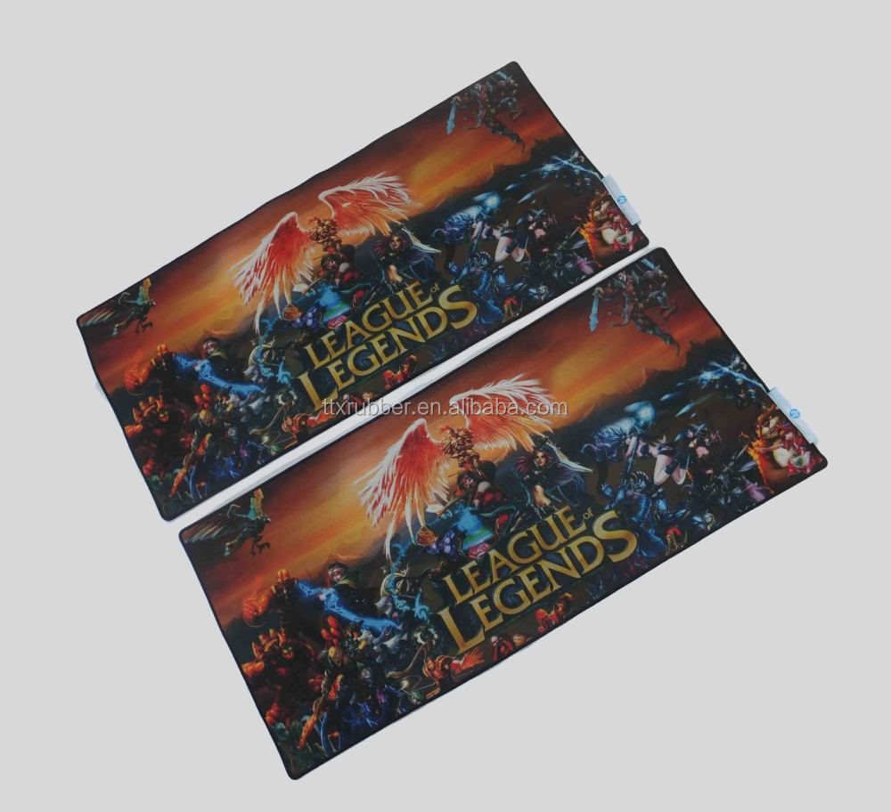board game mouse mat