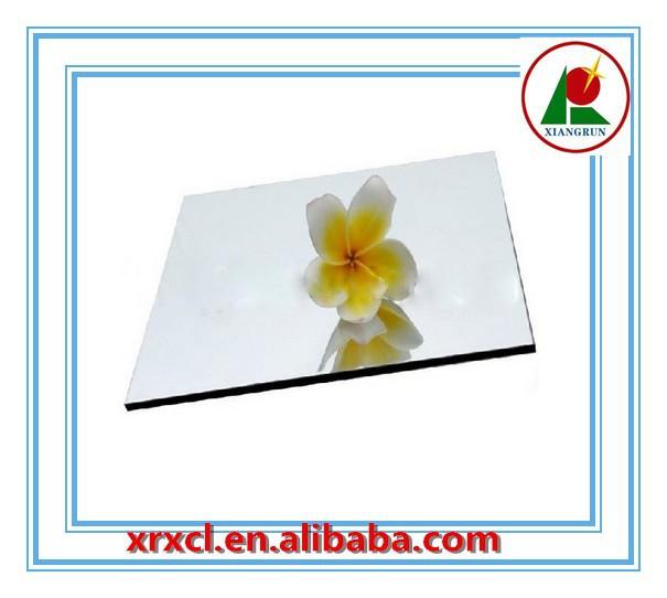 Acp pe esterno di rivestimento parete interna 5mm pannelli in alluminio composito alucobond for Rivestimento parete interna