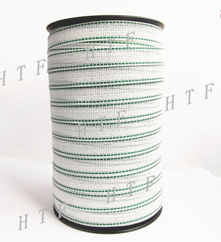 horse fence equipment polytape for livestock fence