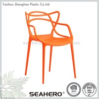 Hot Cheap Colorful Furniture Dining Chair Italian Design