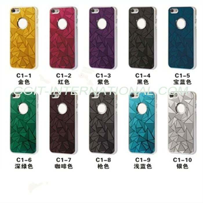 for iphone 5 3D case