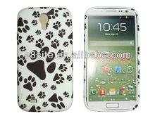 For SamSung i9500 Galaxy S4 Printing TPU Case