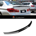 Real Spoiler For BMWW G30 M4 Style Sedan 4-Door M-Tech Top Quality Carbon Fiber Wholesales 2017-Up