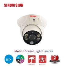 HOT Selling 2.0MP PIR Alarm Dome camera