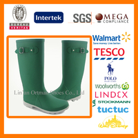 High Quality Waterproof Gum Boots Gumboots