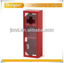 Colorful Rectangle hospital medicine cabinet